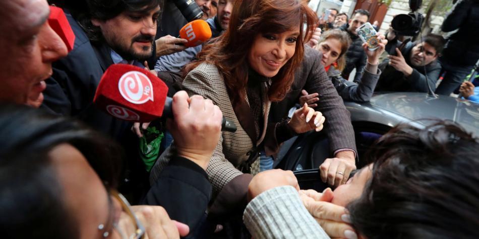 Justicia Argentina aprueba juicio contra la expresidenta Kirchner