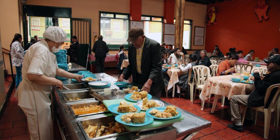 Polémica Por Los Comedores Comunitarios En Bogotá Bogotá