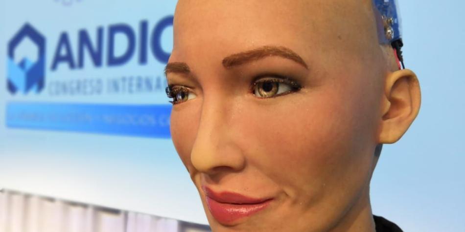 Producirán en masa a la robot que dijo: 'Destruiré a los humanos'
