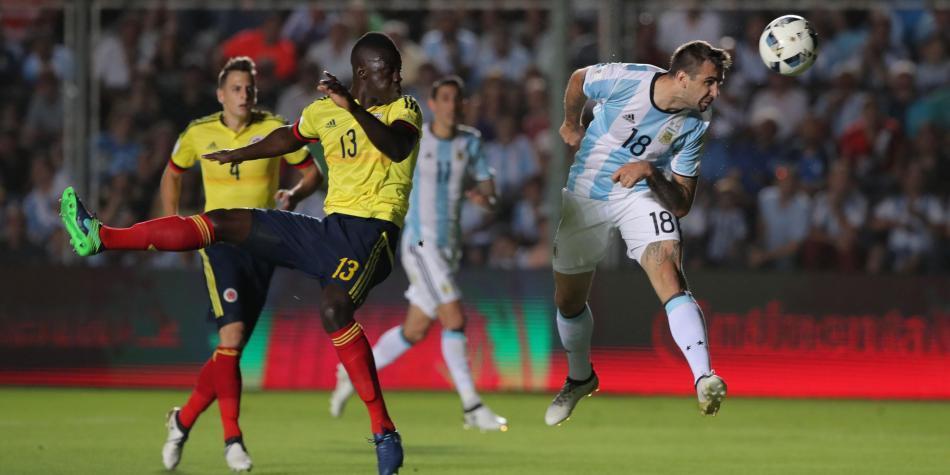 Argentina vs. Colombia