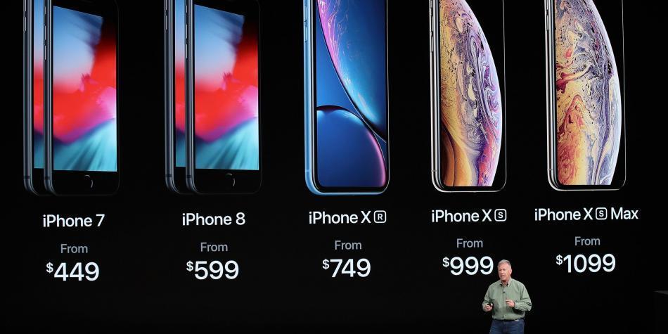 Cuatro cosas que debe saber sobre los nuevos iPhone