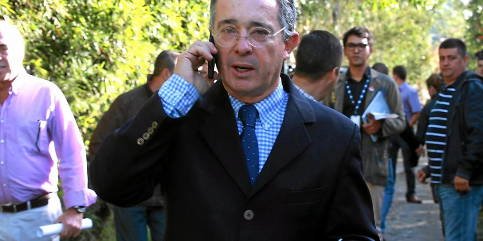 'Finalmente Santrich será extraditado': Uribe