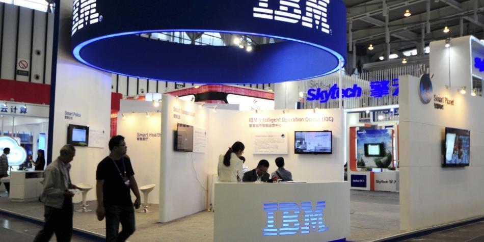IBM alcanza record en registro de patentes