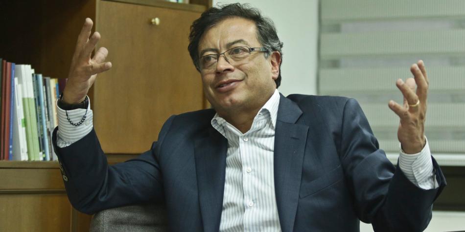 'No miro a Fajardo de candidato en 2022': Gustavo Petro