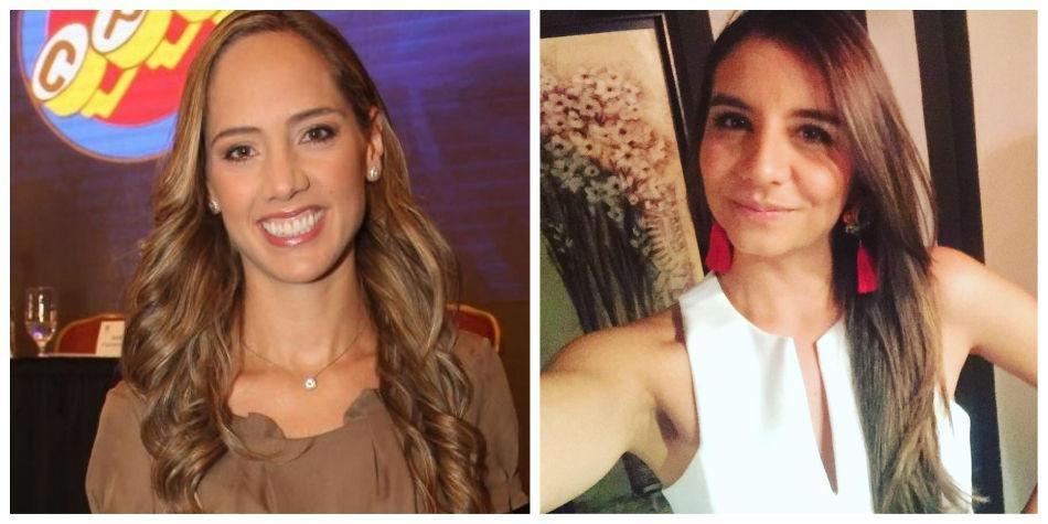 Camila Zuluga y María Camila Díaz