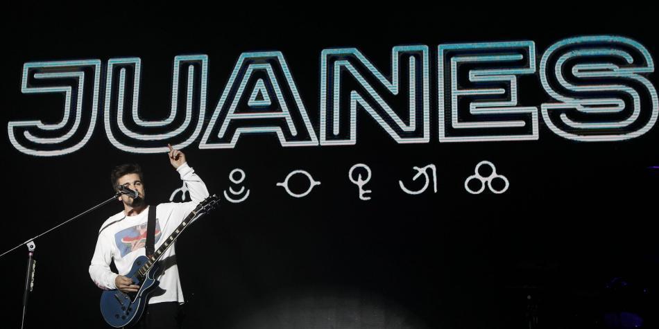 Juanes estrena su sencillo 'Arte' y estará en el Vive Latino