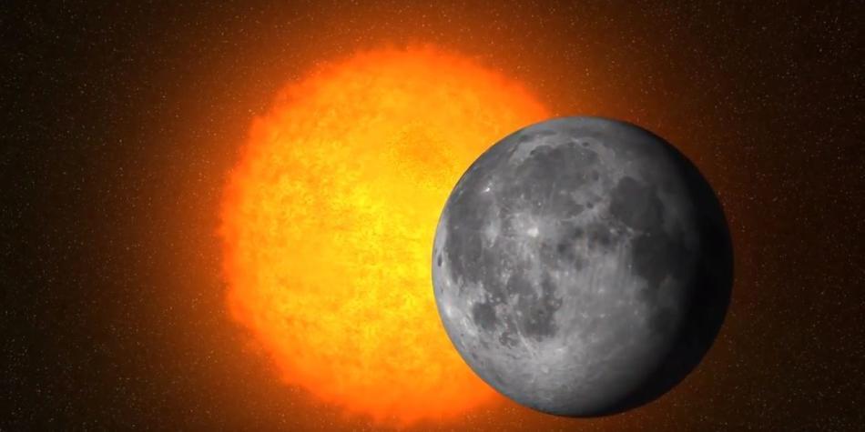Hoy se verá un eclipse lunar en varias partes del mundo