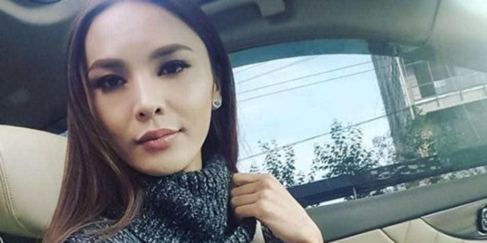 Miss Mongolia transgénero