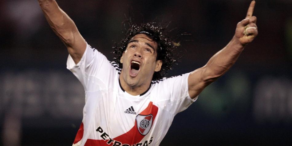 ¿Será River Plate el salvavidas en la carrera de Radamel Falcao?