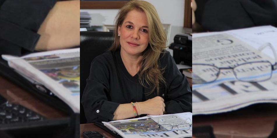 Image result for María Elvira Domínguez, nueva presidenta de la SIP