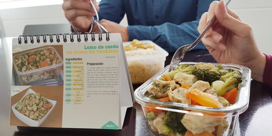 Recetas de comida saludable en colombia