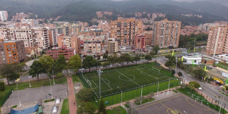 Los cinco barrios de Bogotá para invertir en vivienda durante 2021