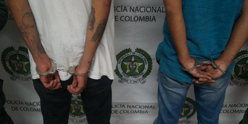 Cae 'Santiaguito', acusado de instrumentalizar menores en la comuna 13