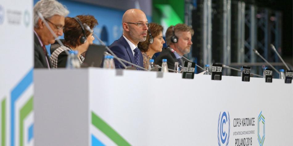 Resultado de imagen para cumbre del clima katowice