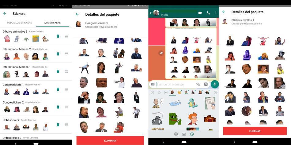 app para crear sticker de whatsapp en iphone