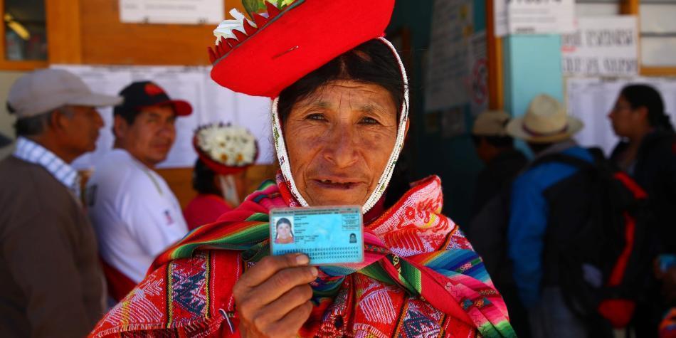 Referendo en Perú