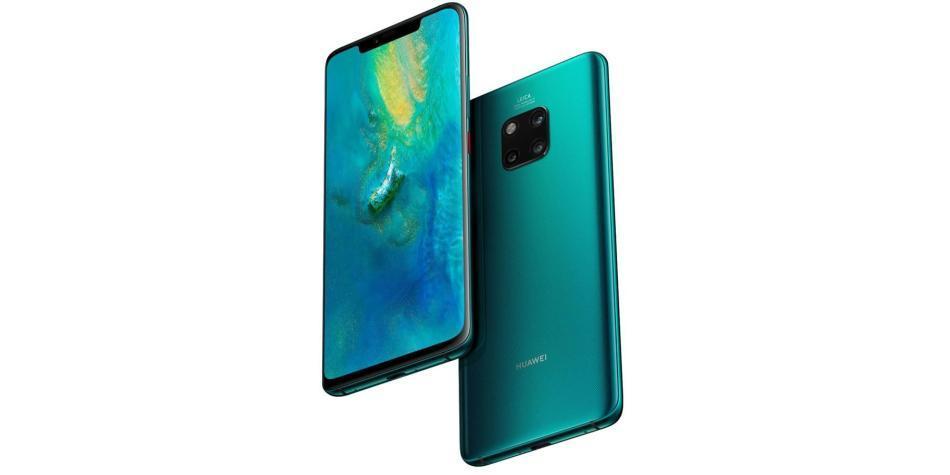 08a389c0e44 El Mate 20 Pro de Huawei es uno de los terminales capaces de usar la previa  del próximo sistema operativo de Android, conocido como Android Q o Android  10.