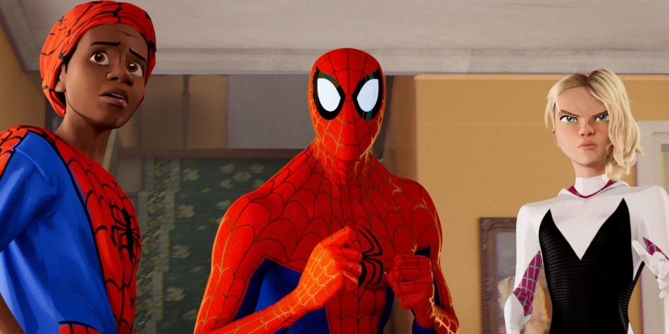 El Hombre Araña Afrolatino Y Millenial Spider Man Into The Spider