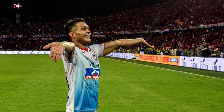 Junior frenó al América: le ganó 0-1 en el Pascual Guerrero