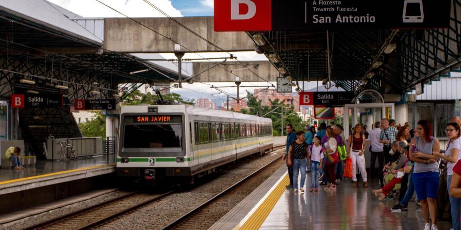 Conductor del Metro fue confirmado como portador del covid-19