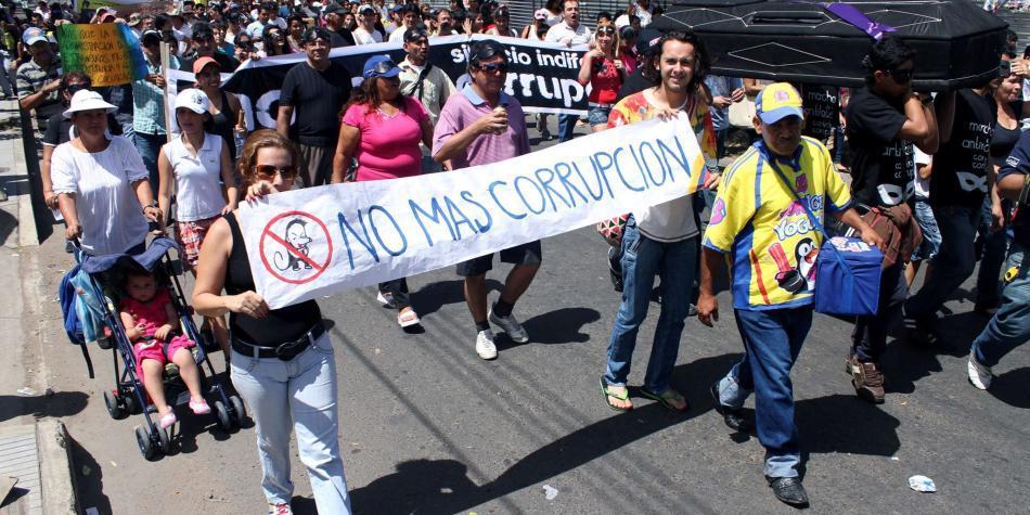 Resultado de imagen para no mas corrupcion