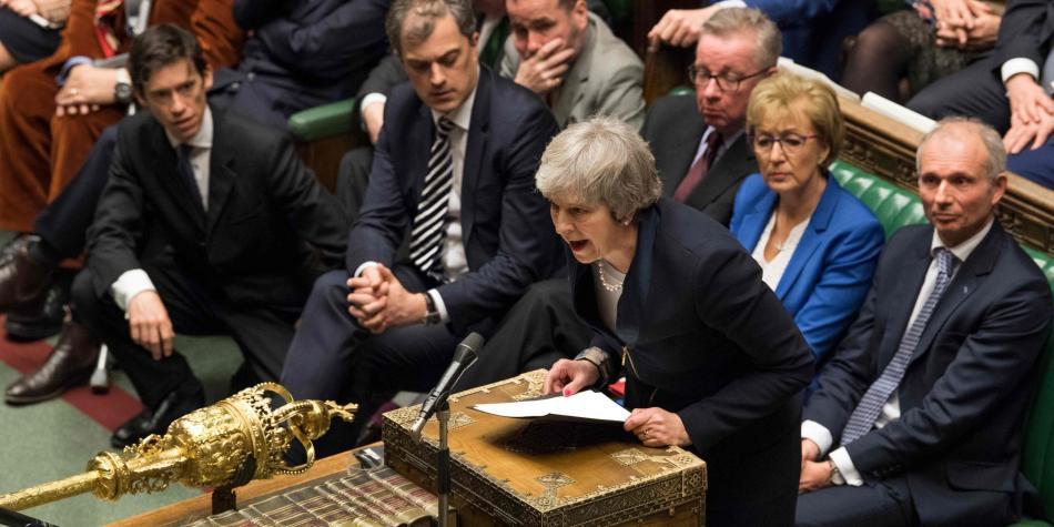 Parlamento británico rechaza un segundo referendo del 'brexit'