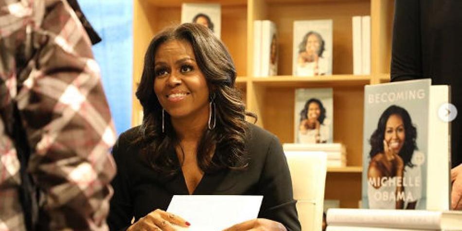 La sombra de Michelle Obama