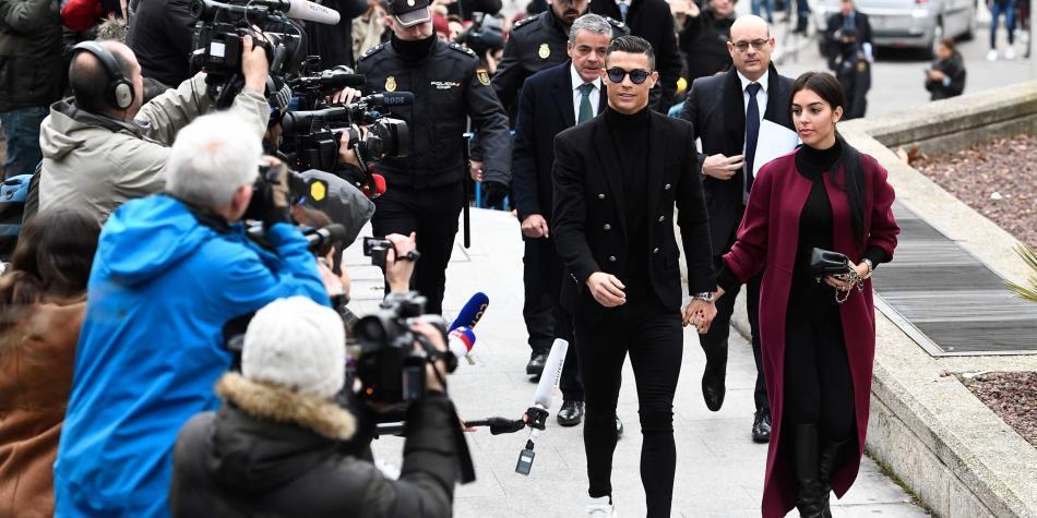 1dd0213e4a Cristiano Ronaldo tendrá que pagar multa millonaria por fraude al ...