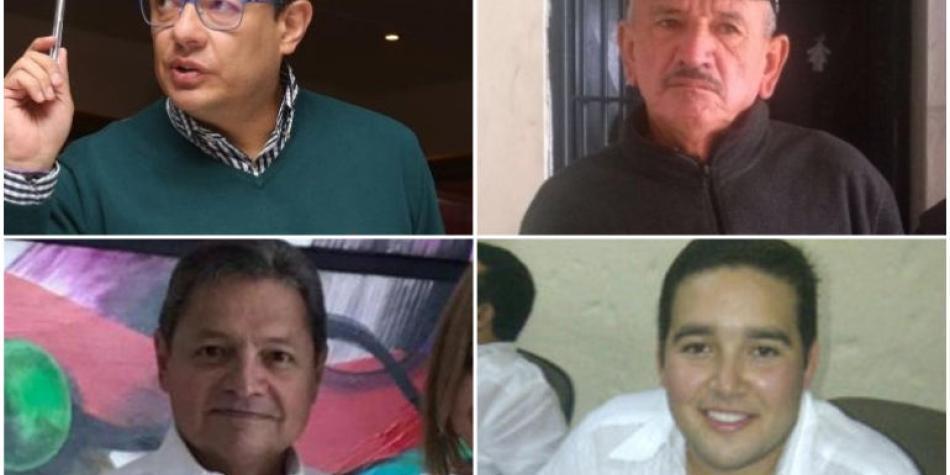 Hollman Morris y otros políticos colombianos señalados de maltrato