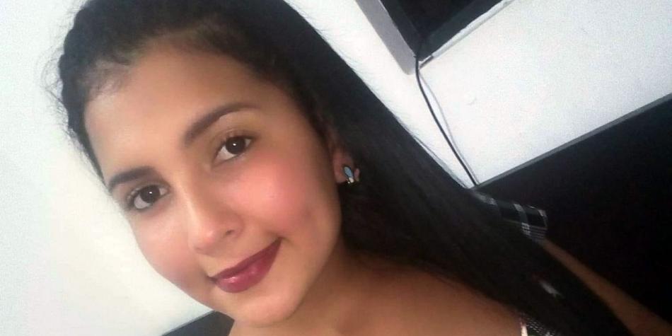 Julieth Alejandra Torres Castañeda, una joven de 20 años.
