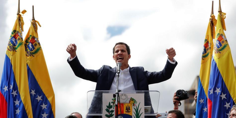 Juan Guaidó Presidente