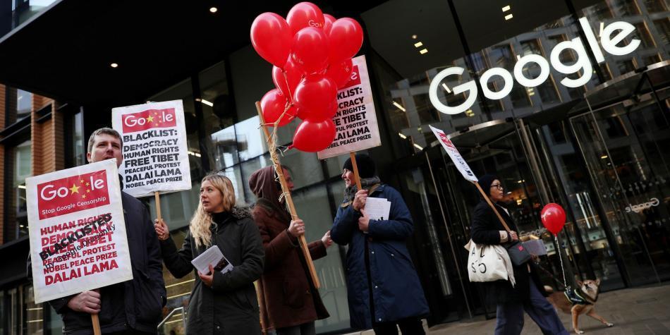 Líder de protestas de Google Meredith Whittaker dejará la compañía