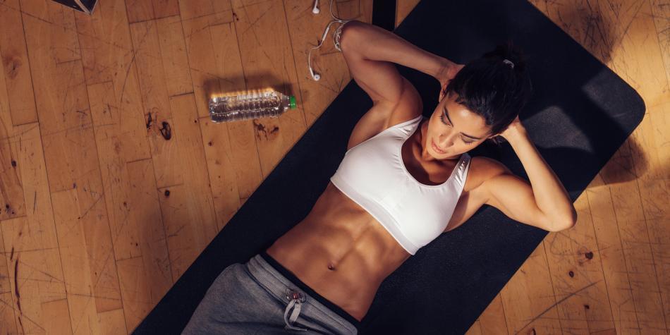 mejores ejercicios para bajar barriga