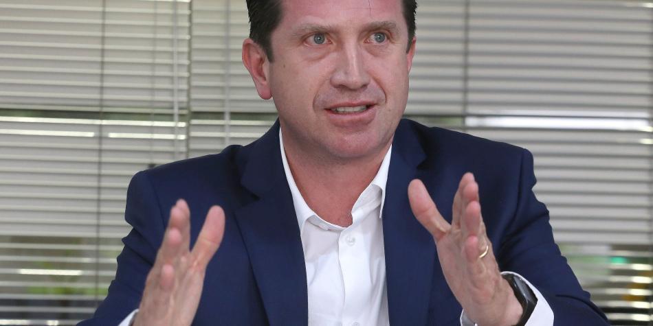 'Queremos que las cacerolas tengan voz': Diego Molano