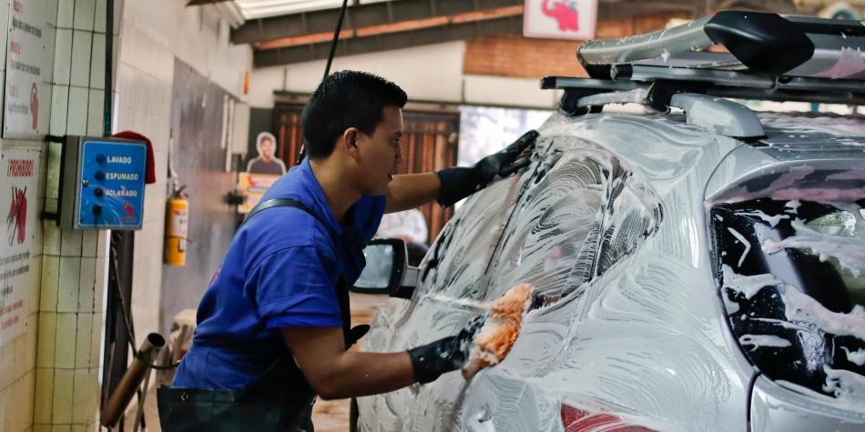 Lavaderos de carros en Bogotá