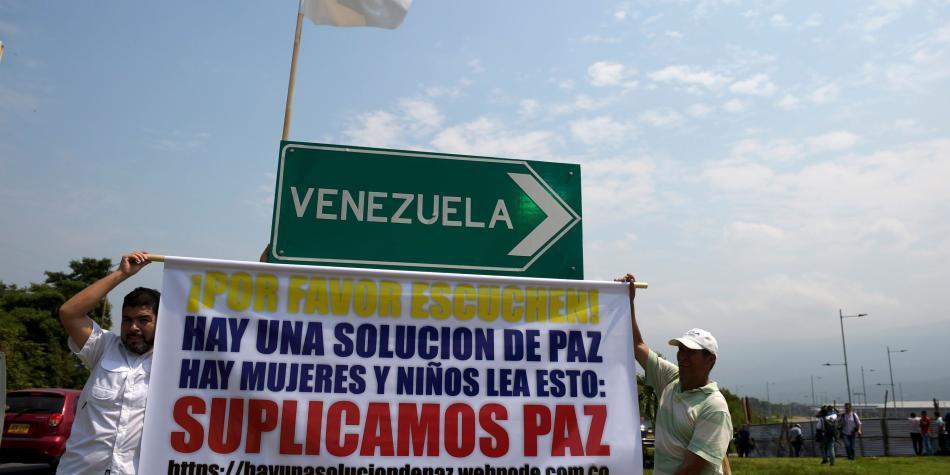 13 países se reúnen para buscar una salida a la crisis de Venezuela