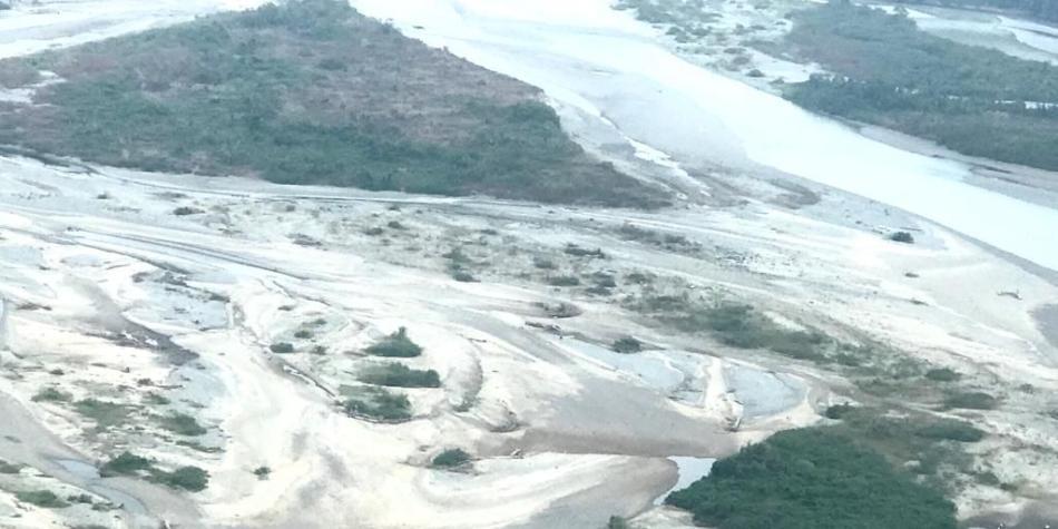 Río Cauca segundo día