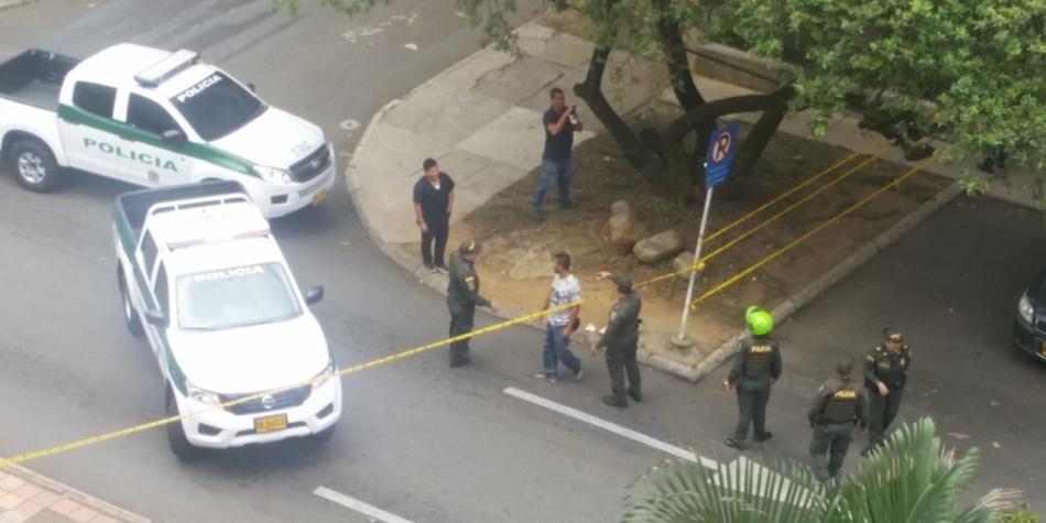 Cantante Legarda habría sido gravemente herido en robo en Medellín