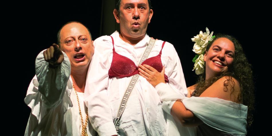 Con temporada, Teatro Azul, de Armenia, celebra sus 20 años en escena