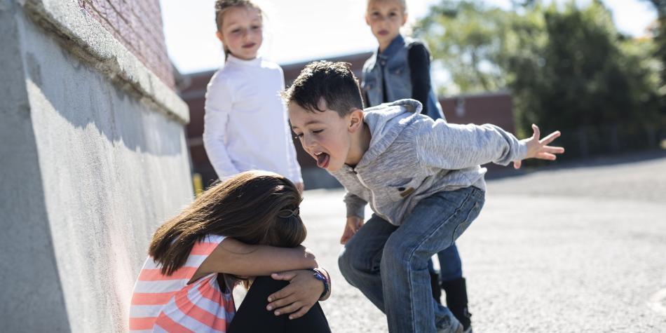 Por qué los testigos de 'bullying' escolar no deben callar