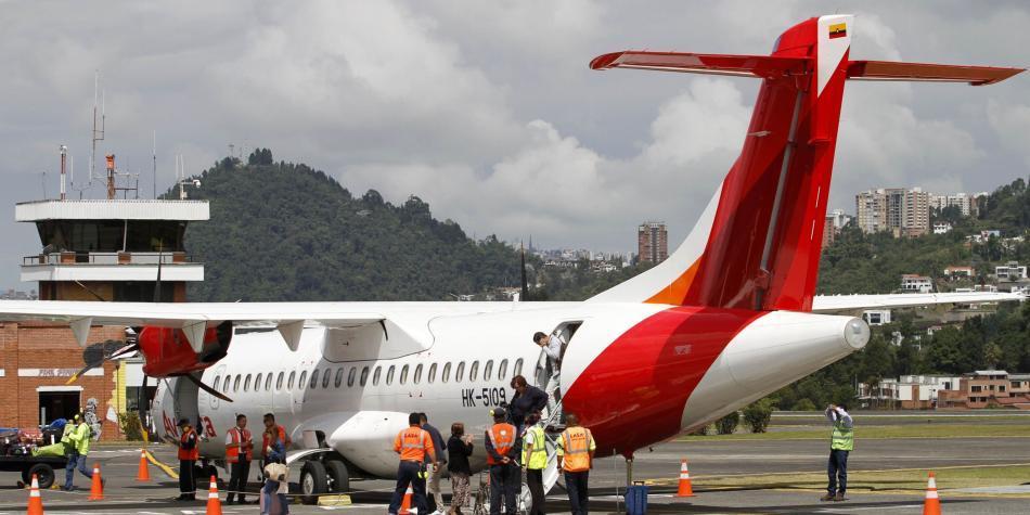 Aerolínea regional de Avianca