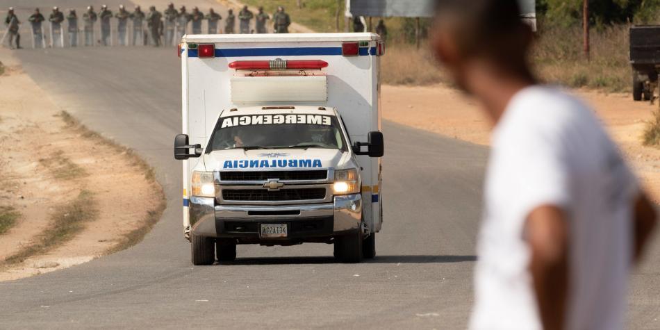 Dos muertos tras disturbios en frontera de Venezuela con Brasil