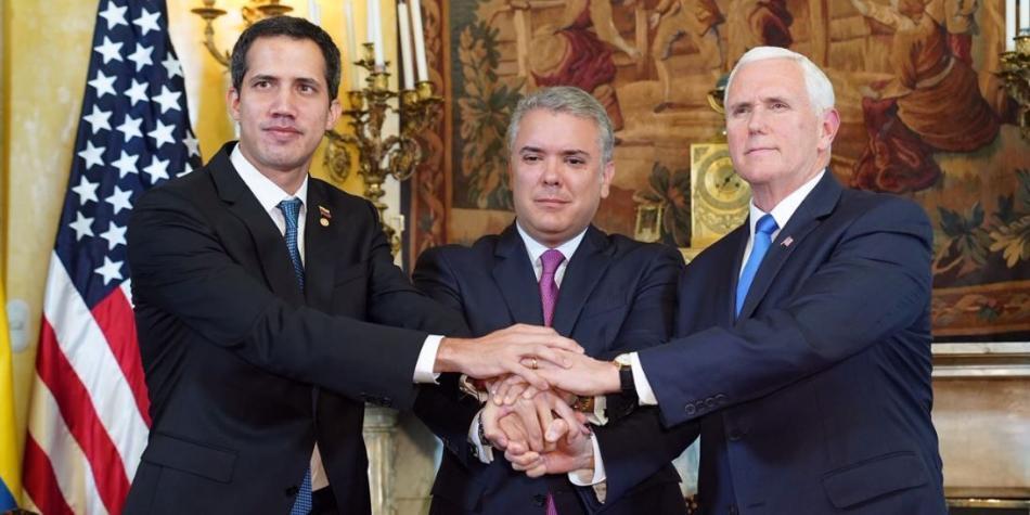 2eb7700d4 Duque le pide al Grupo de Lima medidas concretas para Venezuela ...