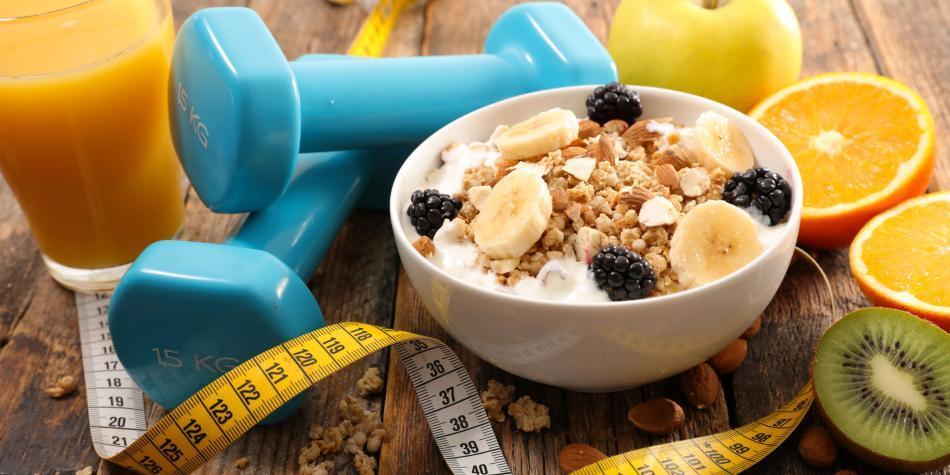 Bajar de peso dieta o ejercicio