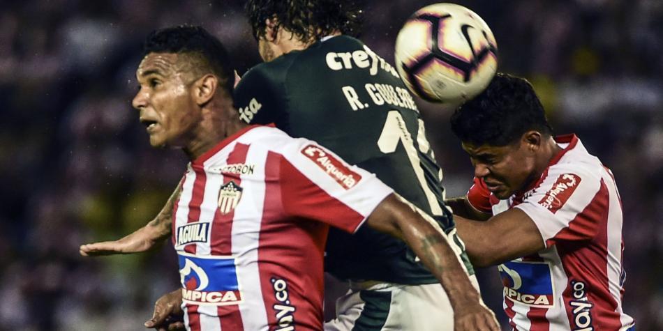 Minuto a minuto: Junior cae 2-0 en Brasil y dice adiós a la Copa