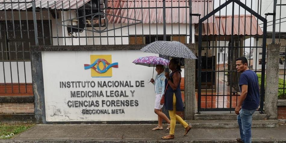 A Villavicencio trasladan cuerpos de víctimas del siniestro aéreo