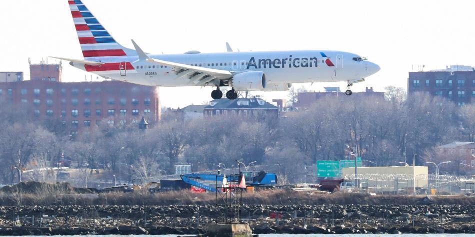 Los cielos de varios países se cierran para el Boeing 737 MAX