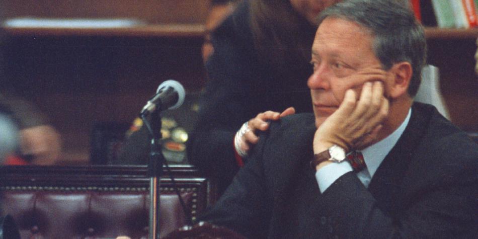 Carlos Ossa, un defensor de las libertades y de la paz