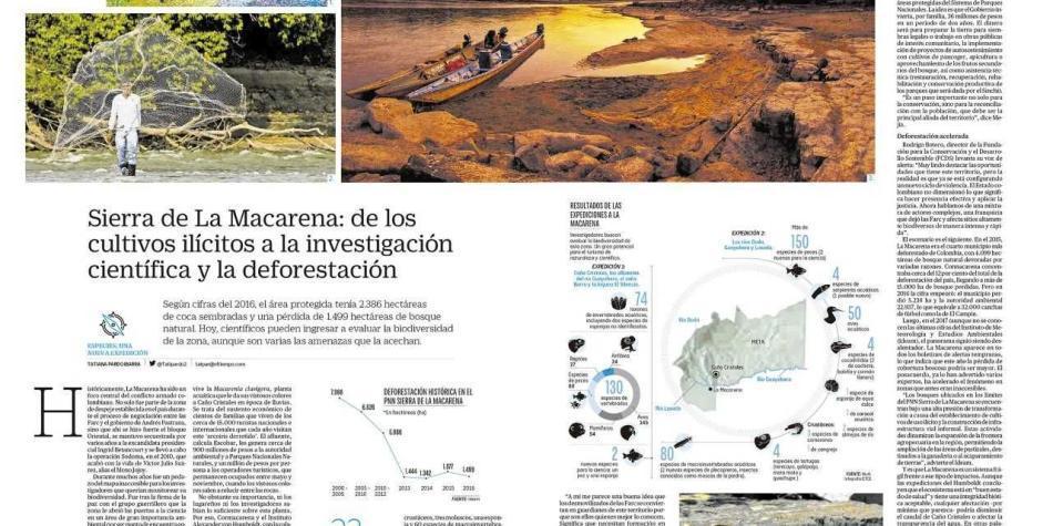 EL TIEMPO ganó tres premios de la SND en diseño editorial e infografía