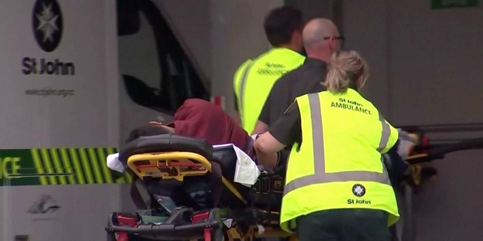 Tiroteo en mezquita de Nueva Zelanda deja seis muertos